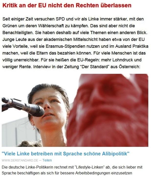 Aus dem Posteingang von Dr. Sahra Wagenknecht (MdB) - Team Sahra 13.05.2021 - Niedriglöhne und soziale Spaltung bekämpfen - Abschnitt 8