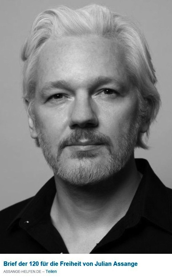Brief der 120 für die Freiheit von Julian Assange - Aus dem Posteingang von Dr. Sahra Wagenknecht (MdB) - Team Sahra 15.07.2021 - Die Menschen vor Katastrophen und Lebensrisiken besser schützen! - Abschnitt 4 - Link: https://assange-helfen.de/?utm_campaign=Sahra%20Wagenknecht&utm_medium=email&utm_source=Revue%20newsletter
