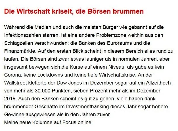Aus dem Posteingang von Dr. Sahra Wagenknecht (MdB) - Team Sahra 17.12.2020 - Frohe Weihnachten und ein gesundes neues Jahr! - Abschnitt 3