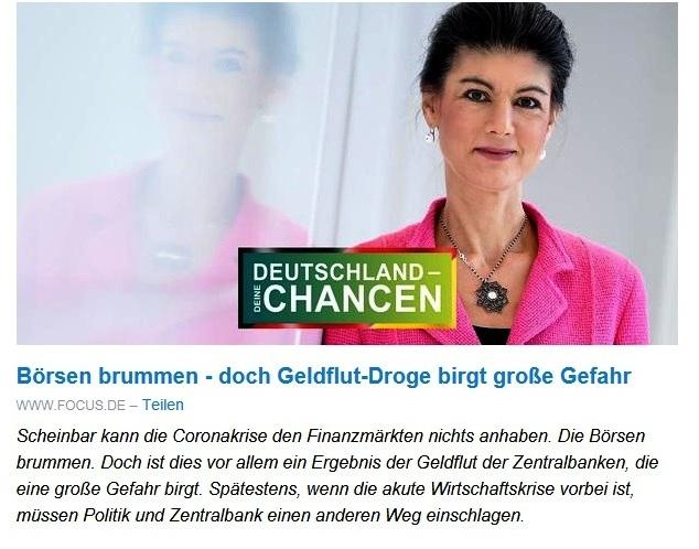 Aus dem Posteingang von Dr. Sahra Wagenknecht (MdB) - Team Sahra 17.12.2020 - Frohe Weihnachten und ein gesundes neues Jahr! - Abschnitt 4