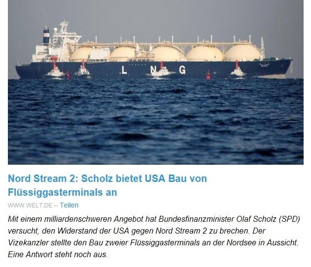 Aus dem Posteingang von Dr. Sahra Wagenknecht (MdB) - Team Sahra 18.09.2020 - Scheinheilig und verlogen: Die Debatte um Nordstream II - Abschnitt 4