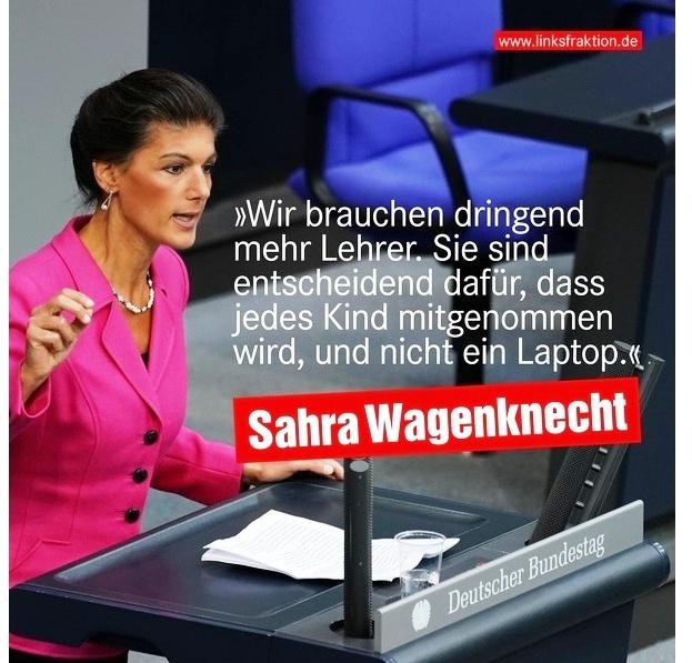 Aus dem Posteingang von Dr. Sahra Wagenknecht (MdB) - Team Sahra 18.09.2020 - Scheinheilig und verlogen: Die Debatte um Nordstream II - Abschnitt 7
