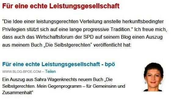 Aus dem Posteingang von Dr. Sahra Wagenknecht (MdB) - Team Sahra 22.04.2021 - Diese 'Notbremse' wird Nöte steigern - Abschnitt 7 - Link: https://www.blog-bpoe.com/2021/04/16/wagenknecht/?utm_campaign=Sahra%20Wagenknecht&utm_medium=email&utm_source=Revue%20newsletter