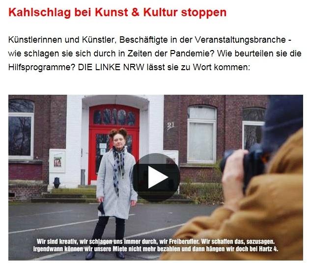 Aus dem Posteingang von Dr. Sahra Wagenknecht (MdB) - Team Sahra 25.03.2021 - Chaostage im Kanzleramt - weiß Merkel noch, was sie tut? - Abschnitt 5 von 6 Abschnitten