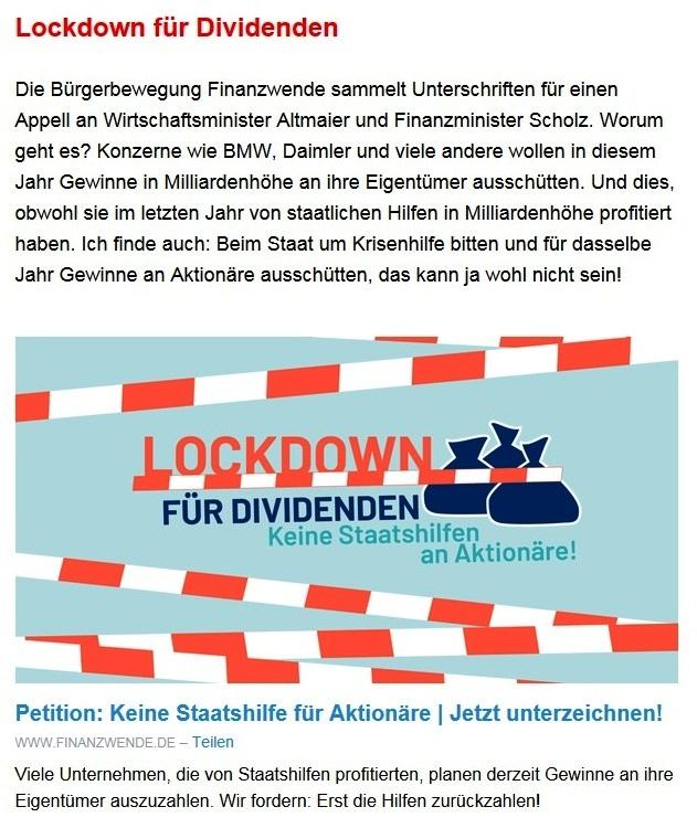 Aus dem Posteingang von Dr. Sahra Wagenknecht (MdB) - Team Sahra 25.03.2021 - Chaostage im Kanzleramt - weiß Merkel noch, was sie tut? - Abschnitt 6 von 6 Abschnitten