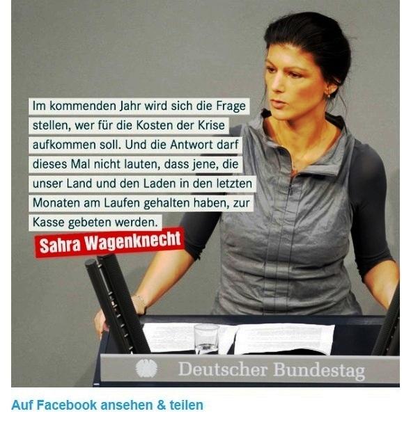 Aus dem Posteingang von Dr. Sahra Wagenknecht (MdB) - Team Sahra 26.11.2020 - Ohne Plan und Strategie – Die Bundesregierung und der nächste Lockdown - Abschnitt 5