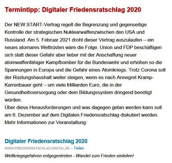 Aus dem Posteingang von Dr. Sahra Wagenknecht (MdB) - Team Sahra 26.11.2020 - Ohne Plan und Strategie – Die Bundesregierung und der nächste Lockdown - Abschnitt 6
