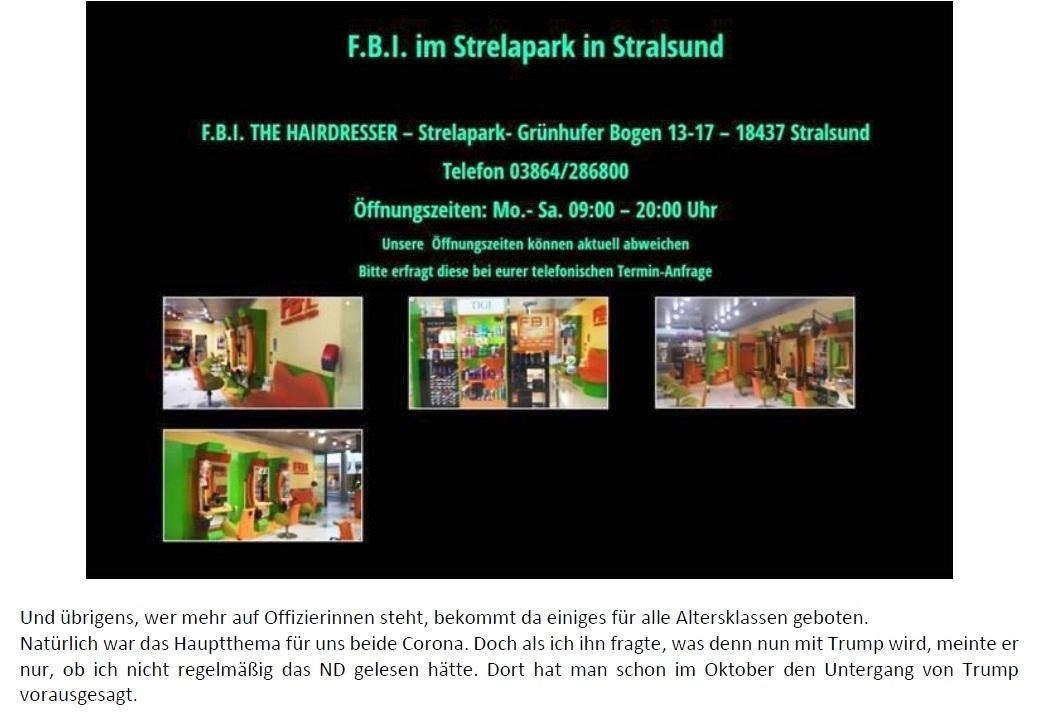 Aus dem Posteingang - Email von Siegfried Dienel vom 04.12.2020 - Corona und die kleine Politik - Abschnitt 6