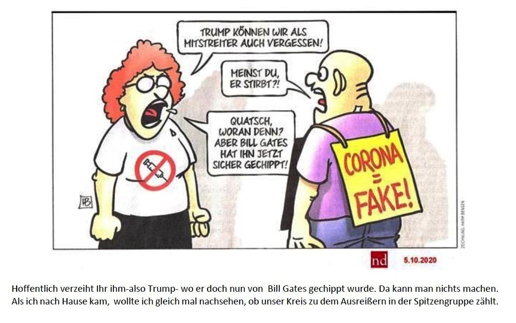 Aus dem Posteingang - Email von Siegfried Dienel vom 04.12.2020 - Corona und die kleine Politik - Abschnitt 7