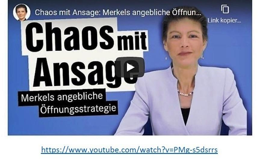 Politik und Corona - E-Mail an Frau Rüsing - Aus dem Posteingang von Siegfried Dienel vom 08.03.2021 - Abschnitt 6 - Link