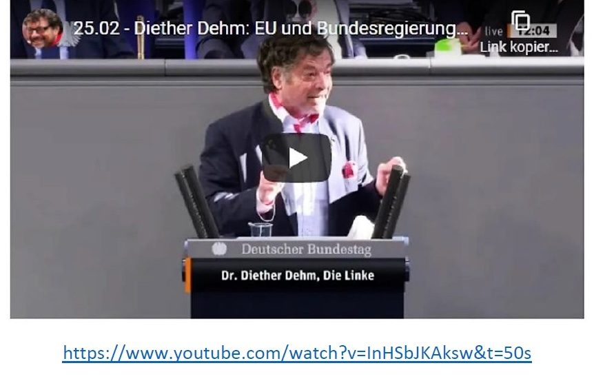 Politik und Corona - E-Mail an Frau Rüsing - Aus dem Posteingang von Siegfried Dienel vom 08.03.2021 - Abschnitt 7 - Link