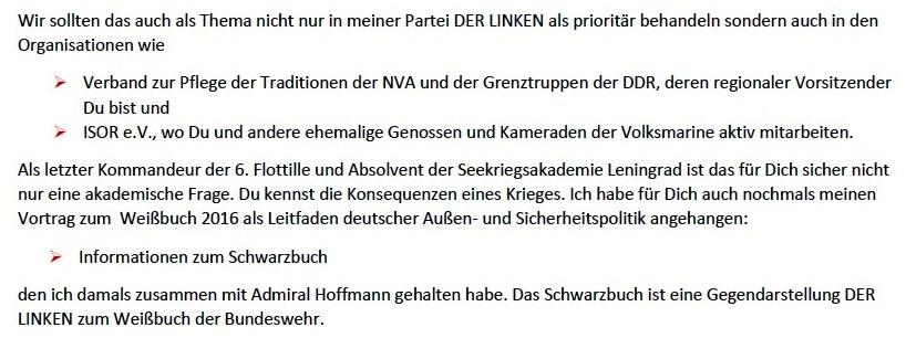 Positionspapier Bundeswehr der Zukunft - Aus dem Posteingang von Siegfried Dienel vom 22.02.2021 - E-Mail an Werner - Abschnitt 3