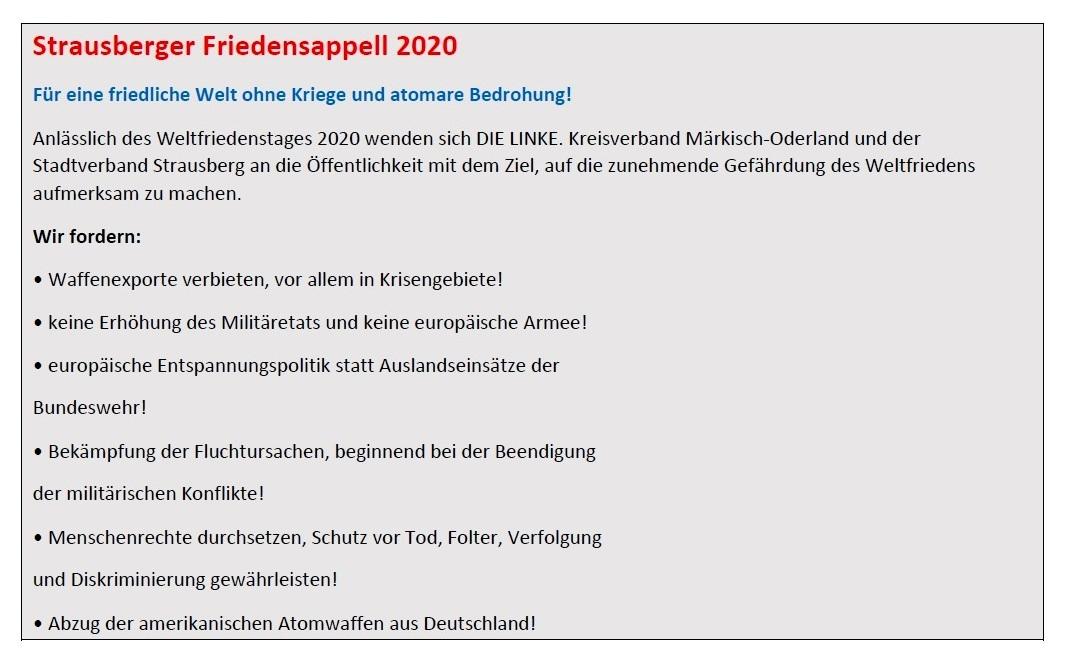 Aus dem Posteingang - Email von Siegfried Dienel vom 04.01.2021 - Brief von Gerhard Giese Strausberger Gesprächskreis weitergeleitet - Abschnitt 2