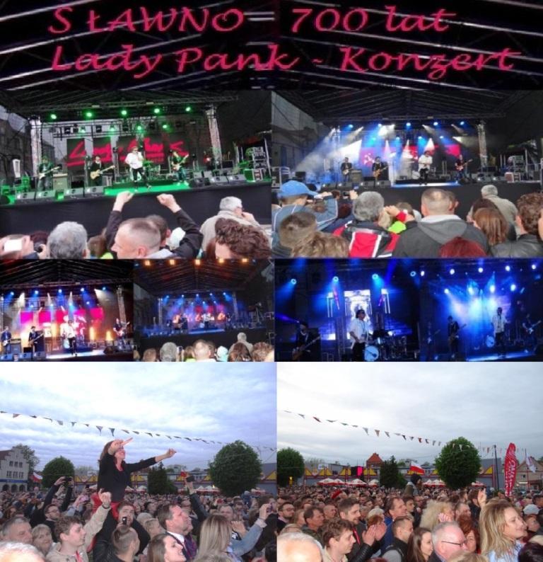 700 Jahre Partnerstadt von Ribnitz-Damgarten Sławno - Lady Pank - Konzert am 20. Mai 2017 in Sławno. Fotos: Eckart Kreitlow - Ostsee-Rundschau.de