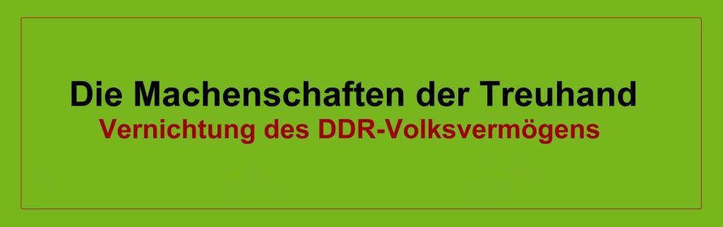 Die Machenschaften der Treuhand - Vernichtung des DDR-Volksvermögens - Die Machenschaften der Treuhand auf Ostsee-Rundschau.de - Kreuzworträtsel: Mafia mit acht Buchstaben?