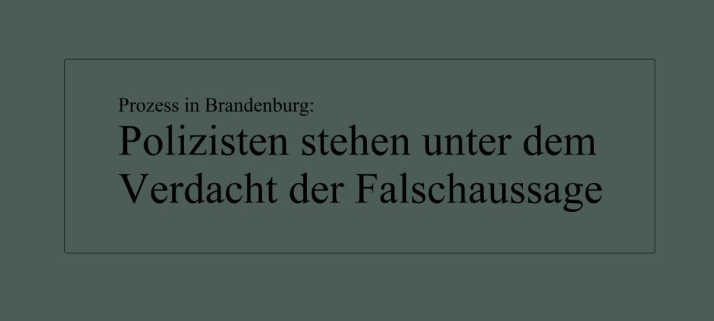 Verdacht der Falschaussage: Fotograf bringt mit seinen Aufnahmen Polizisten in Bedrängnis - Berliner Zeitung - 08.09.2020