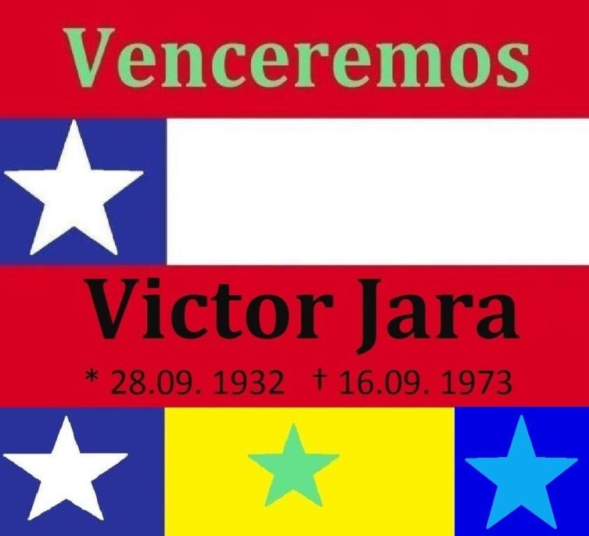 Victor Jara - Venceremos